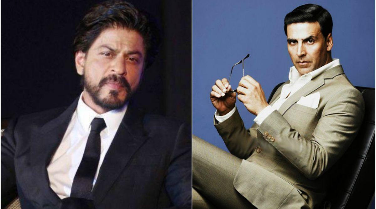 Shah Rukh Khan, Akshay Kumar