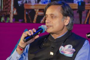 Ready to be Congress leader in Lok Sabha: Tharoor