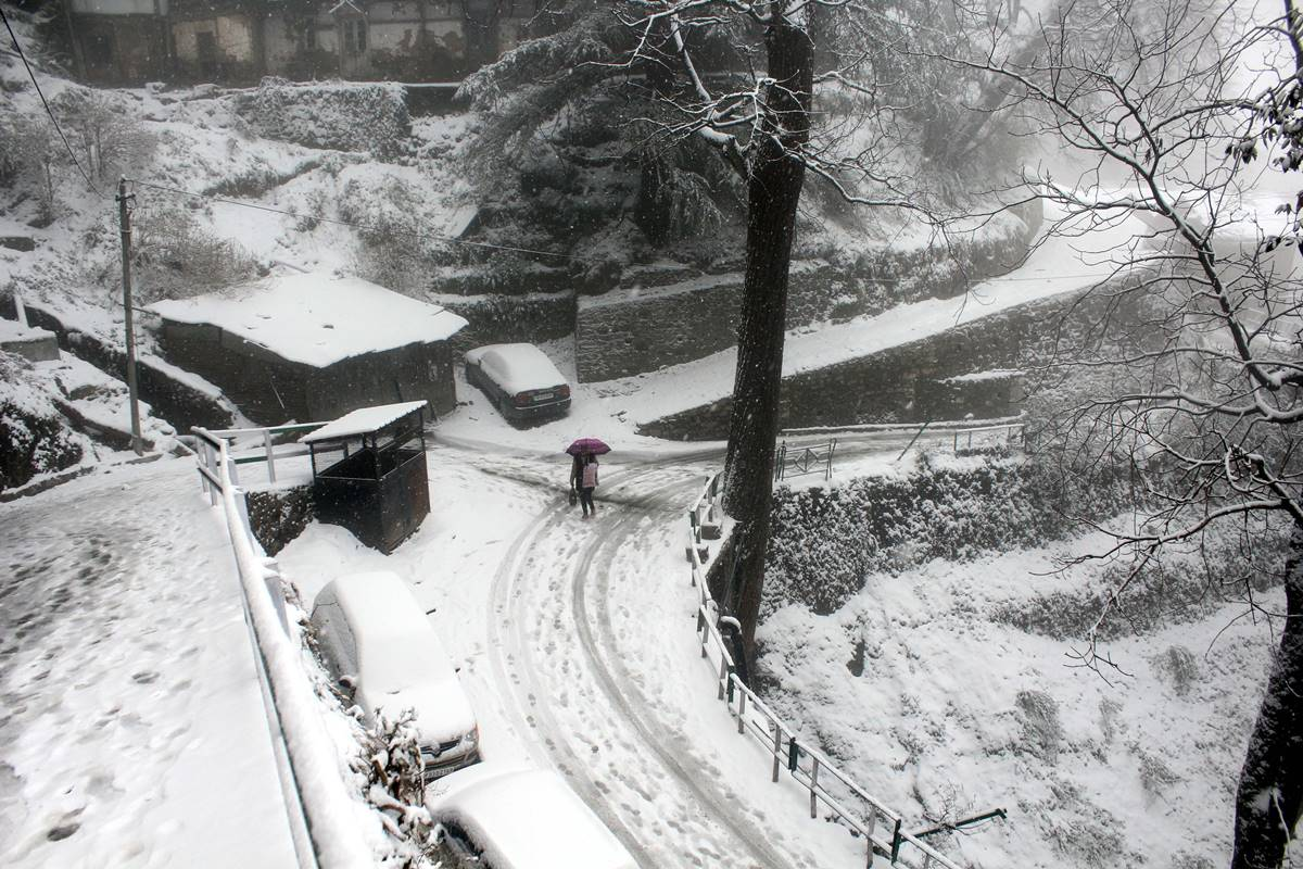 At 51.5 cm, Shimla snowfall in February sees a 12-year high