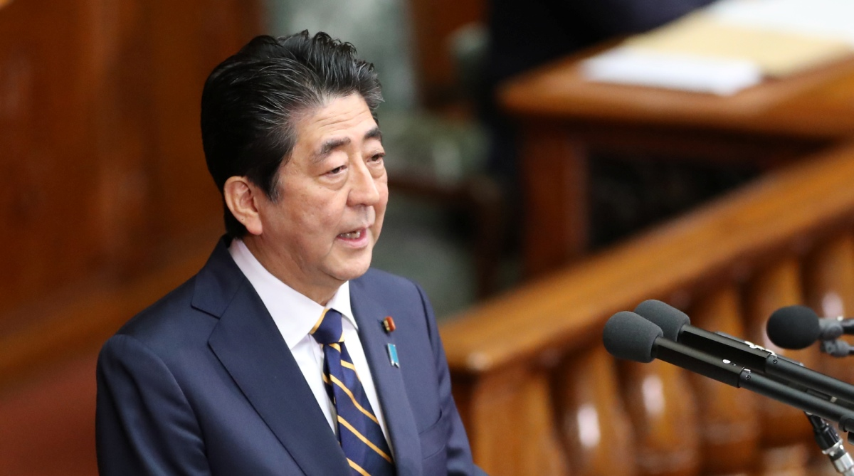 Shinzo Abe, Donald Trump, Candidature, Nobel Prize
