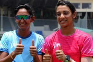 During IPL, women's T20 event with maximum 3 teams