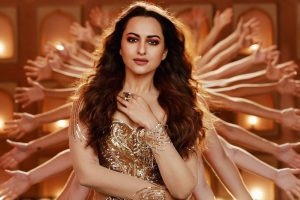 Makers repackage iconic songs for today's generation: Sonakshi Sinha