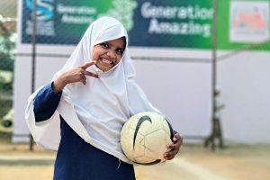 Qatar 2022 countdown: Slum Soccer, Generation Amazing bring football pitch to Nagpur school