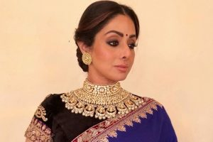 Sridevi's saree to be auctioned ahead of her first death anniversary