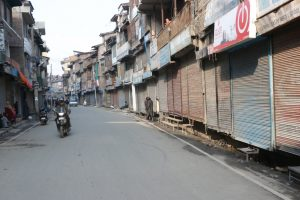 Restrictions in Srinagar to prevent separatist-called protests