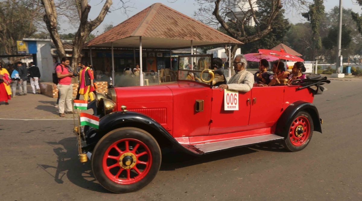 The Statesman Vintage and Classic Car Rally, Statesman Car Rally, Statesman Vintage Car Rally, Statesman Classic Car Rally, Statesman Car Rally Kolkata, The Statesman Kolkata, The Statesman, Ravindra Kumar