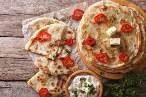 Five winter vegetable stuffed parathas for a vigorous health and well-being