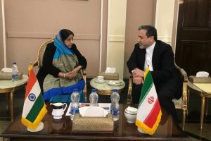 Enough is enough, says Iranian Dy FM after terror talks with Sushma Swaraj