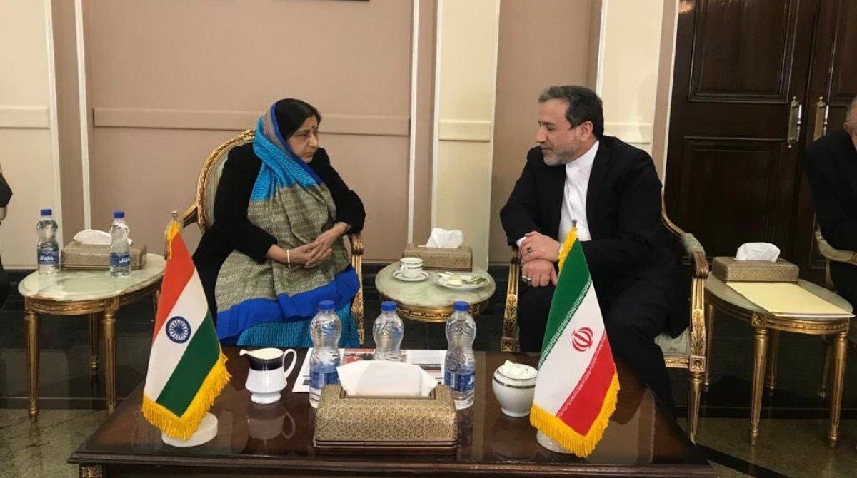 Enough is enough, Iranian Dy FM, Terror talks, Sushma Swaraj, Pulwama terror attacks