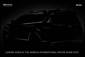 Tata teases H7X SUV (7-seat Harrier) ahead of March debut