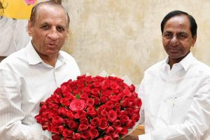 KCR to expand Telangana Cabinet on 'auspicious' Tuesday