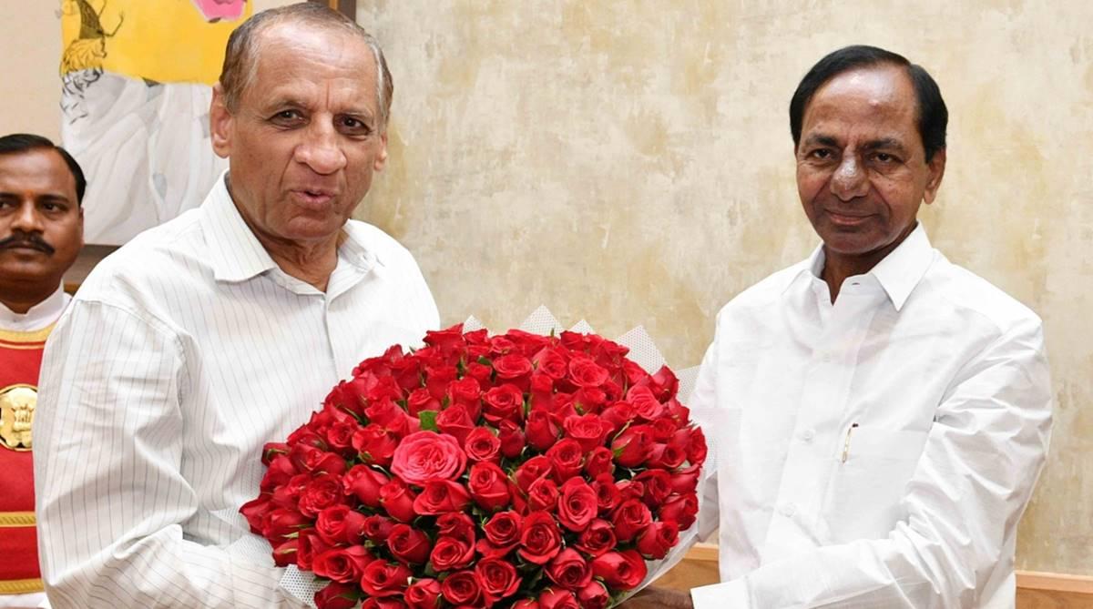 Telangana Cabinet, KCR, Telangana, K Chandrasekhar Rao, vote on account budget, ESL Narasimhan, TRS