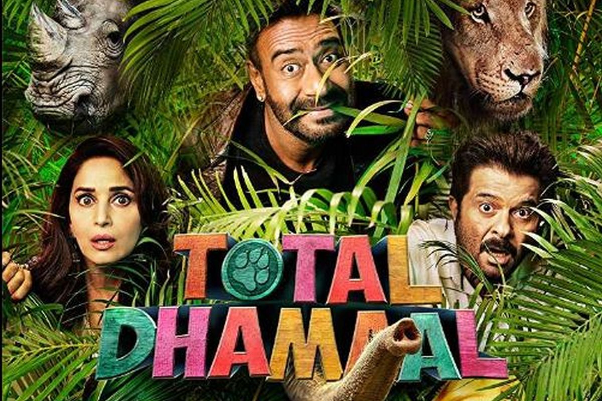 Total Dhamaal crosses Rs 60-crore mark in 3 days