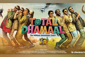 Total Dhamaal: Funny and entertaining despite a staid story