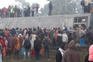 Seemanchal Express tragedy: 7 killed as 11 coaches of Delhi-bound train derail in Bihar