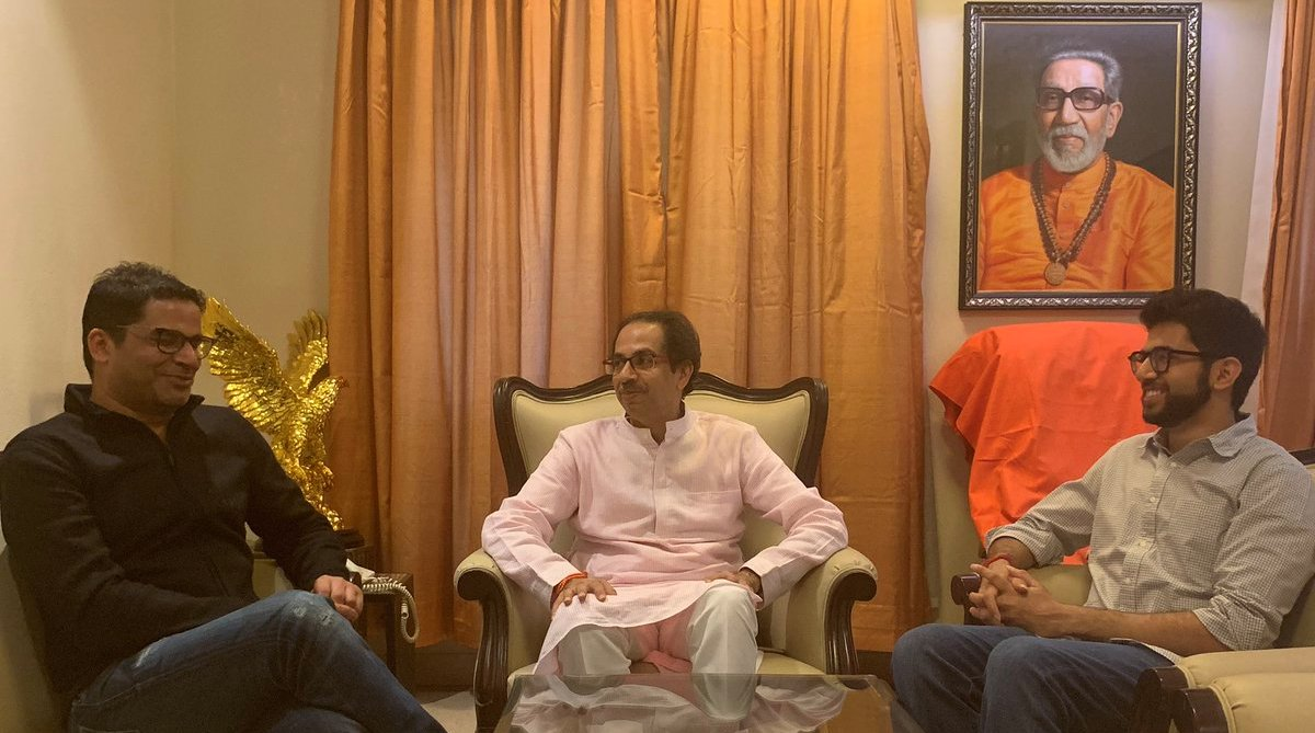 Prashant Kishor, Shiv Sena, Uddhav Thackeray, Election Strategy