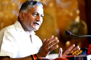 Ex-Army chief VK Singh writes to PM Modi on 2012 'coup' charges, seeks probe