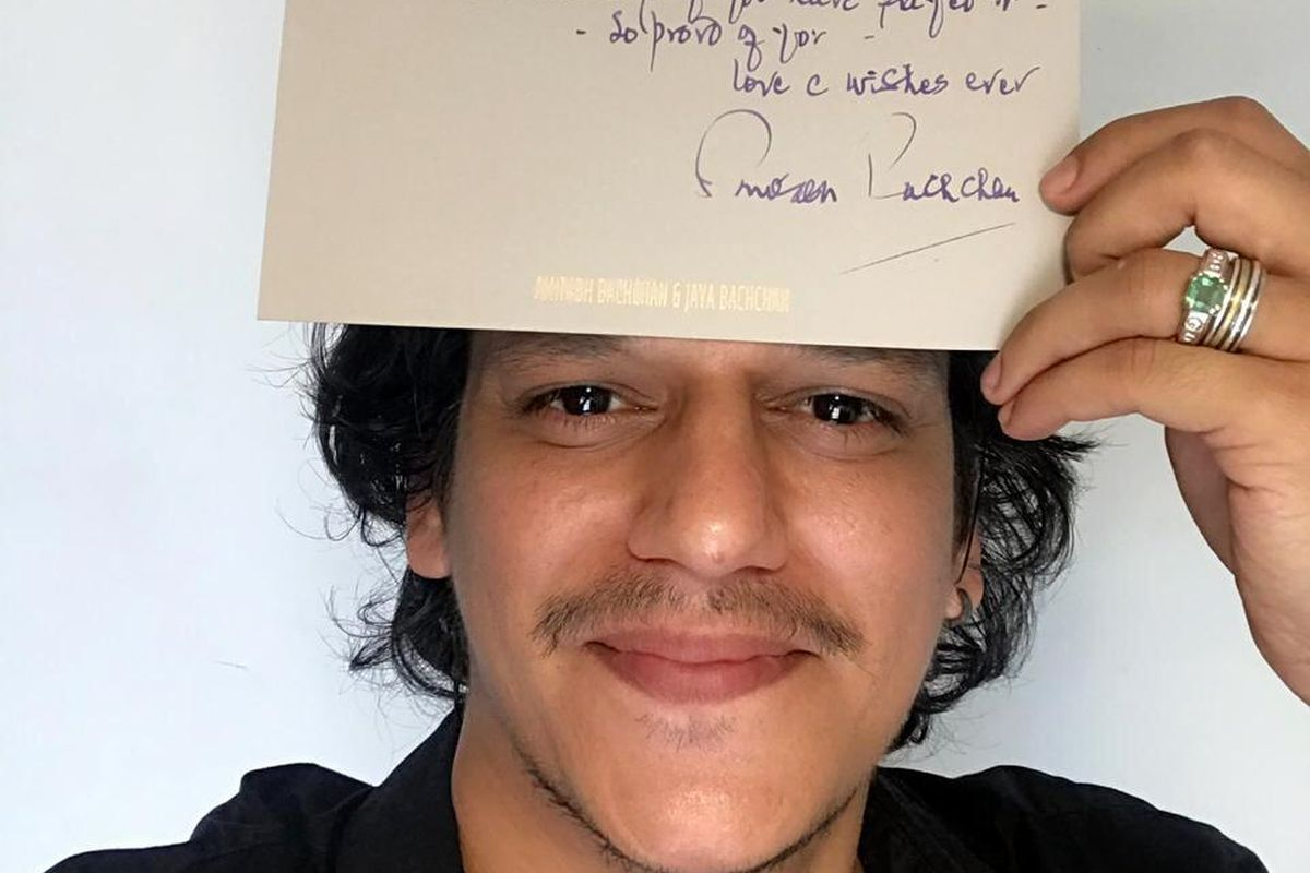 Amitabh Bachchan has words of appreciation for Vijay Varma aka Moeen from Gully Boy!