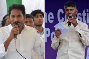 TDP and YSRCP lock horns ahead of Andhra Pradesh elections