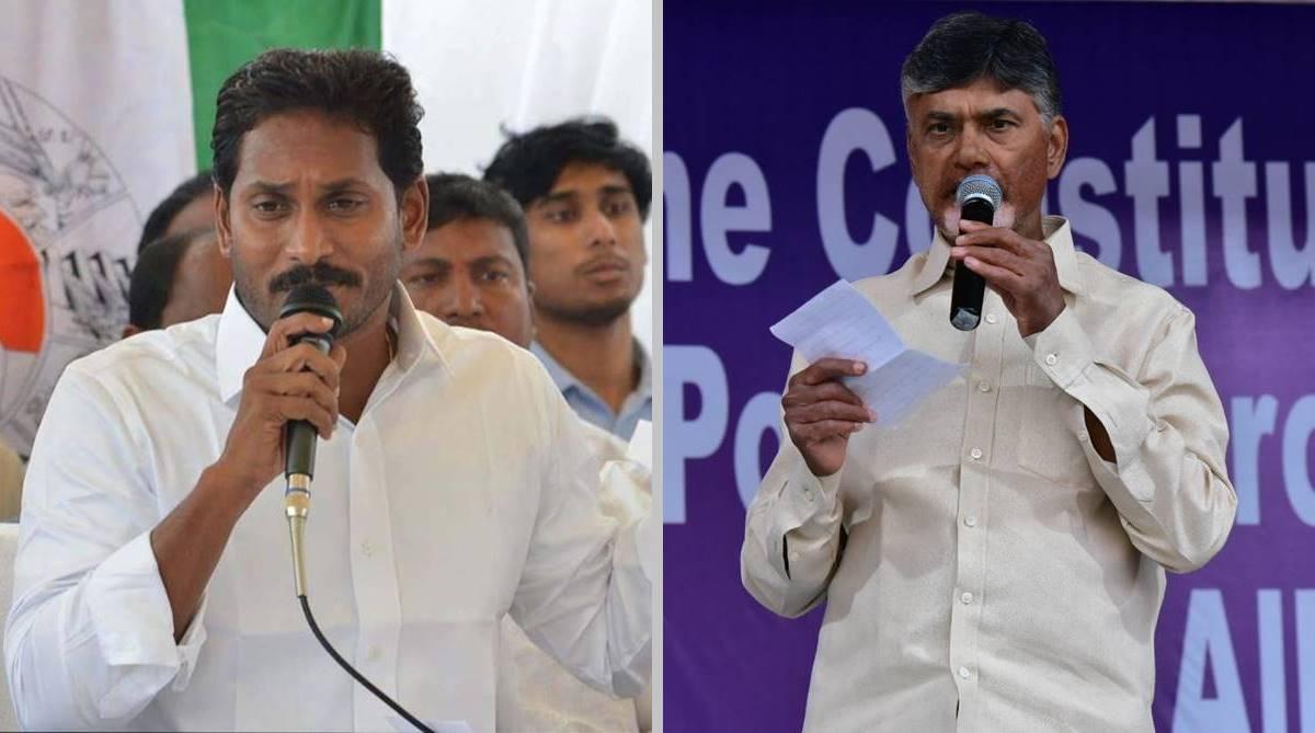 TDP, YSRCP, Andhra Pradesh elections, Andhra polls, Lok Sabha Elections 2019, Chandrababu Naidu, Jagan Mohan Reddy,