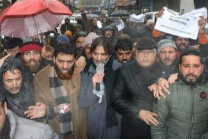 Separatist Yasin Malik arrested in late night raid