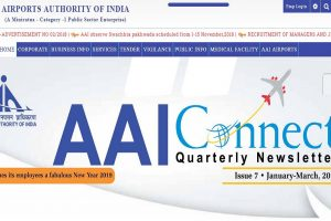 AAI recruitment 2019: Applications invited for Apprentice posts, check details at aai.aero/en