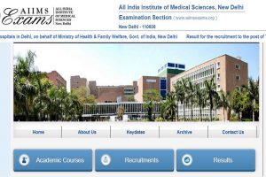 AIIMS MBBS 2019 final registration process starts at aiimsexams.org, all details here