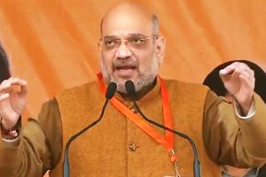 BJP will put Aligarh lock on SP-BSP alliance, says Amit Shah