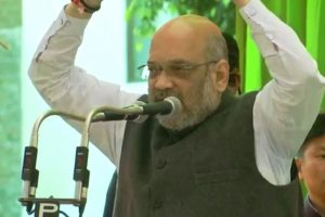 Killing of CRPF jawans will be avenged, says Amit Shah