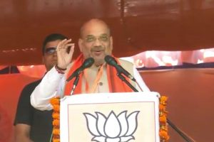 Doors of NDA closed forever for Chandrababu Naidu: Amit Shah