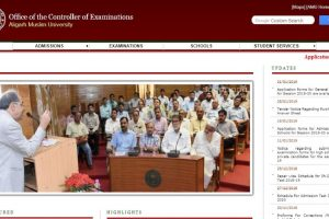 AMU online application forms released at amucontrollerexams.com | Check details here