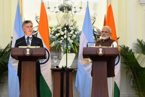 India, Argentina sign 10 accords, issue joint declaration to combat terrorism