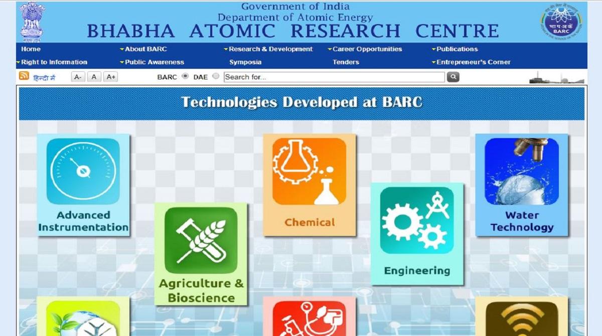 BARC recruitment 2019, Bhabha Atomic Research Centre, BARC recruitment, Clerk posts, Stenographer posts, recruit.barc.gov.in