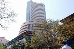 Sensex ends 240 points lower ahead of inflation data release