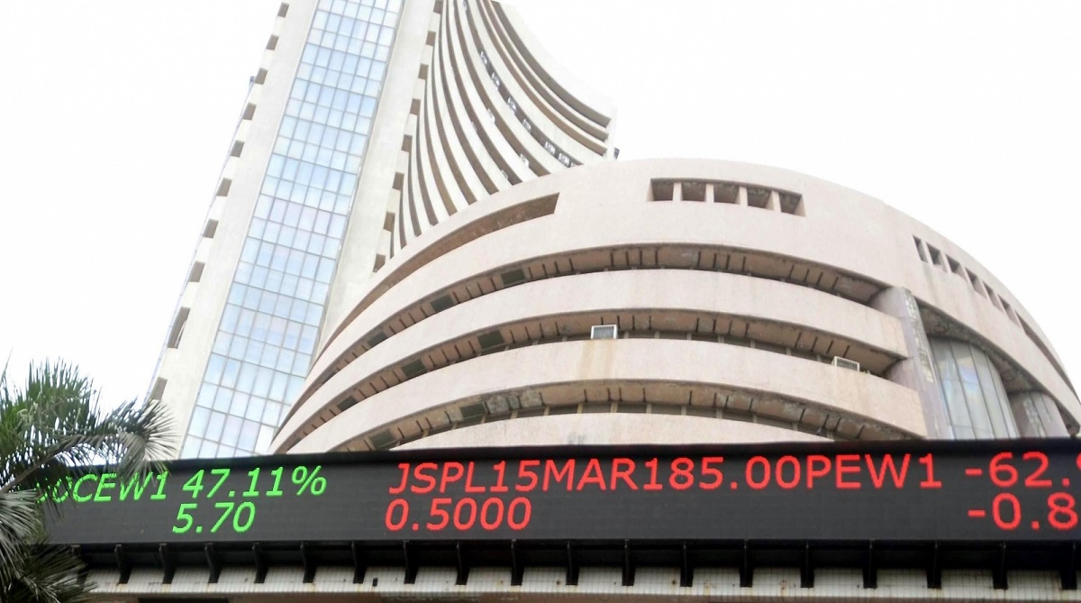 Sensex, Nifty trade on flat note ahead of key macro numbers