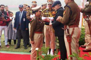 Delhi Police Raising Day: LG, police chief pay tributes to CRPF jawans