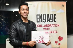 Author Durjoy Datta talks about his writing, relevance and the importance of social media in today's time