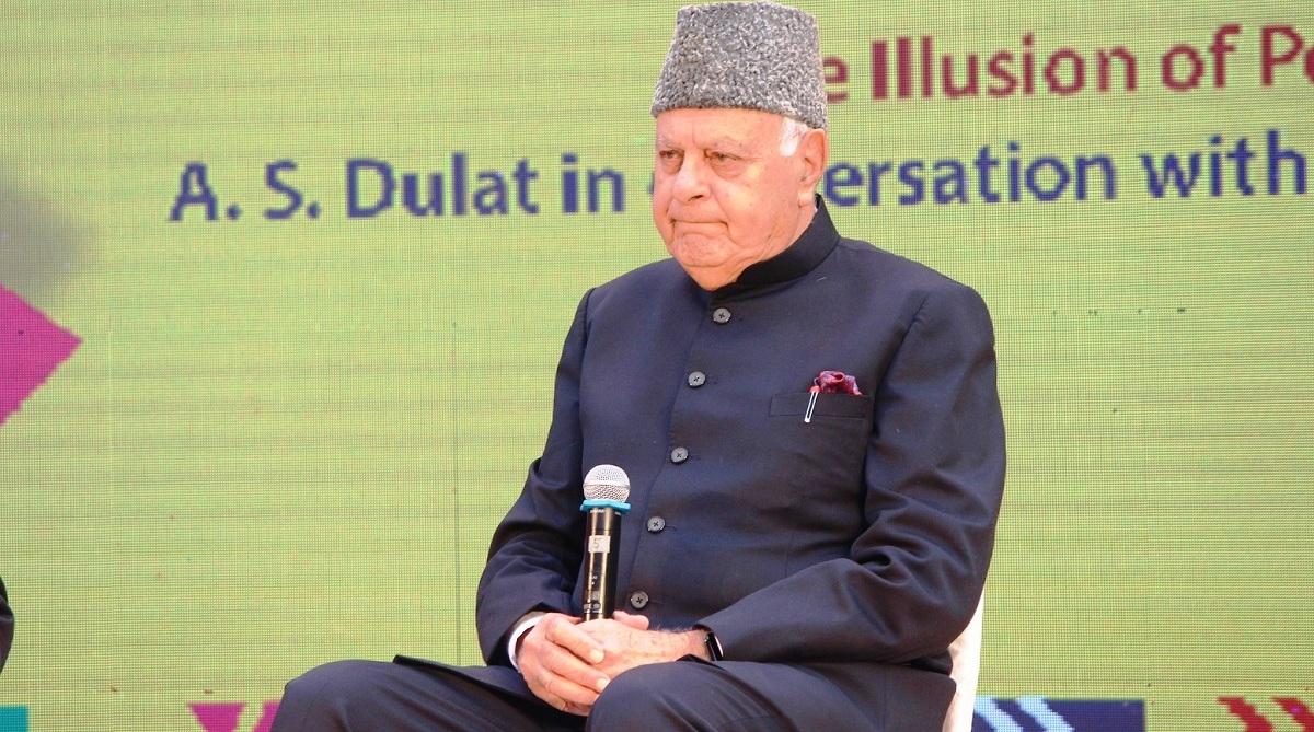 Farooq Abdullah, Lok Sabha, Kashmir, Sumitra Mahajan, Pakistan occupied Kashmir, PoK