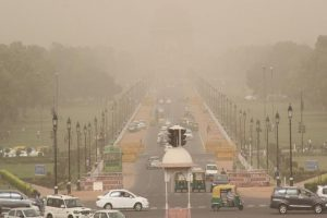 Road, rail, air traffic hit as dense fog engulfs Delhi