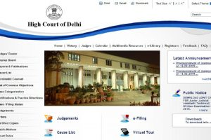 Delhi High Court exam: Admit cards released for Junior Judicial Assistant exam at delhihighcourt.nic.in