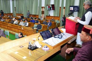 Himachal Pradesh assembly budget session witnesses dramatic moments
