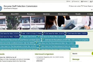 HSSC releases Group D answer keys on hssc.gov.in | Direct link here