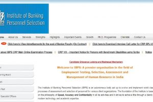 IBPS SO Interview call letter released at ibps.in | Direct link here
