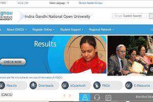 IGNOU B.Ed Entrance Exam result declared at ignou.ac.in | Check all information here