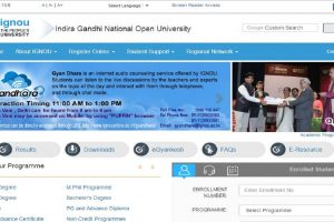 IGNOU OPENMAT results declared at ignou.ac.in | Direct link here