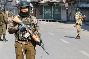 Life in Valley paralysed following shutdown on Afzal Guru's death anniversary