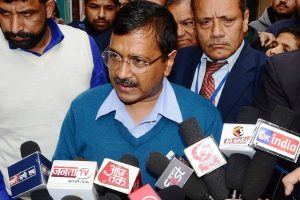 JNU Case: Government studying Kanhaiya Kumar's chargesheet, says Kejriwal