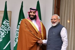 Saudi Arabia to invest $ 100 billion in India