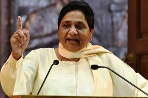 Mayawati debuts on Twitter for 'speedy interactions' with people, media