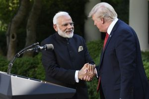 Pulwama attack a 'horrible situation', says Trump, urges India, Pakistan to 'get along'